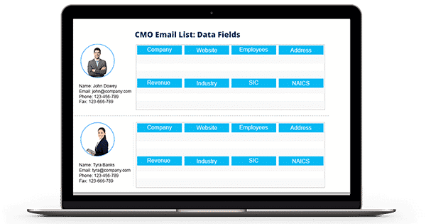 CMO Email List