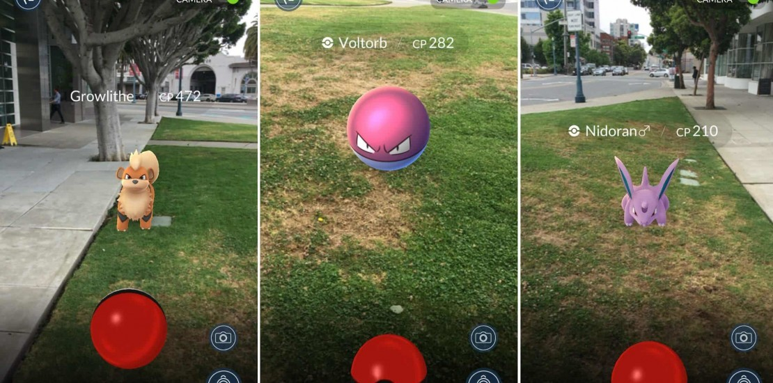 How Marketers Are Making Big Bucks With The Pokémon Go Fad