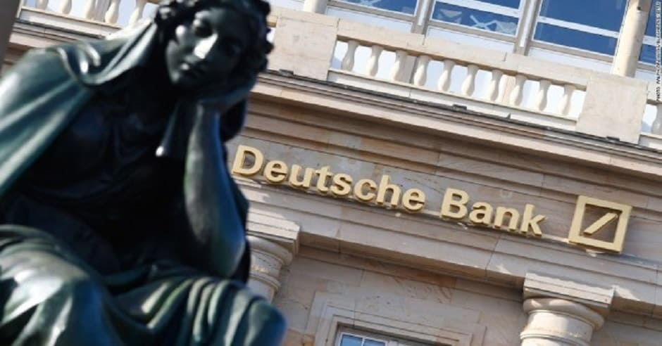 Is Deutsche Bank Too Big To Fail? Or The Bubble Is Going To Burst