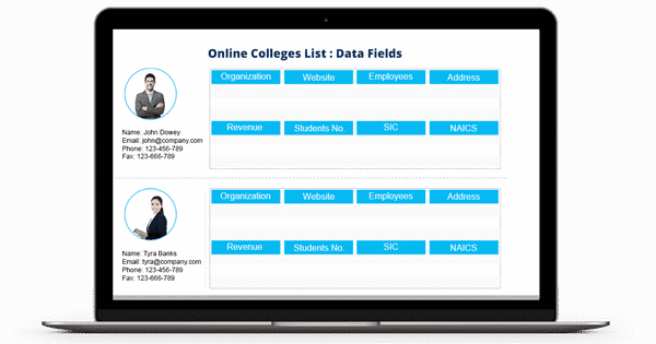 On-Line Colleges & Institutions List