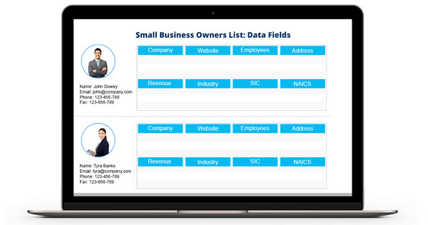 Small and Medium Business Owners List | SMEs Email and