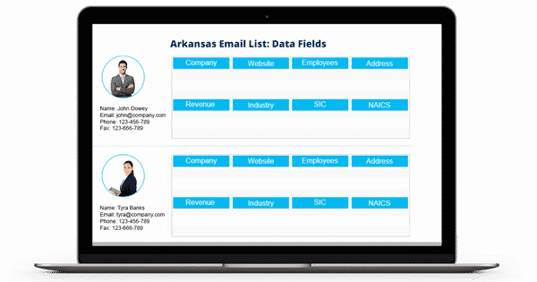 Arkansas Email List