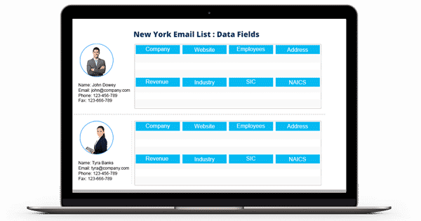 New York Email List