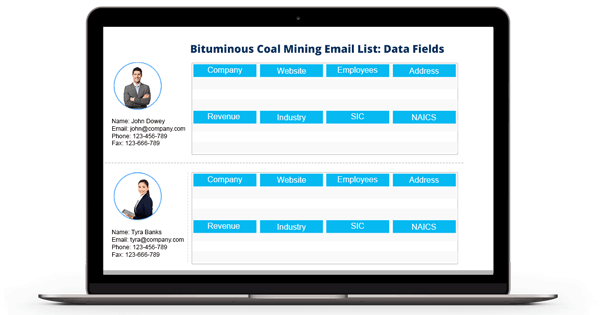 Bituminous-Coal-Mining-Email-List