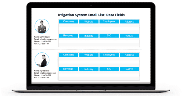 Irrigation-System-Email-List