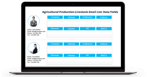 Agricultural-Production-Livestock-Email-List