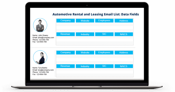 Automotive-Rental-and-Leasing-Email-List