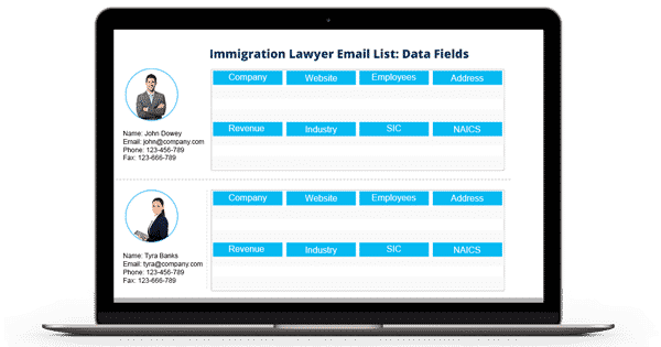 Immigration-Lawyer-Email-List