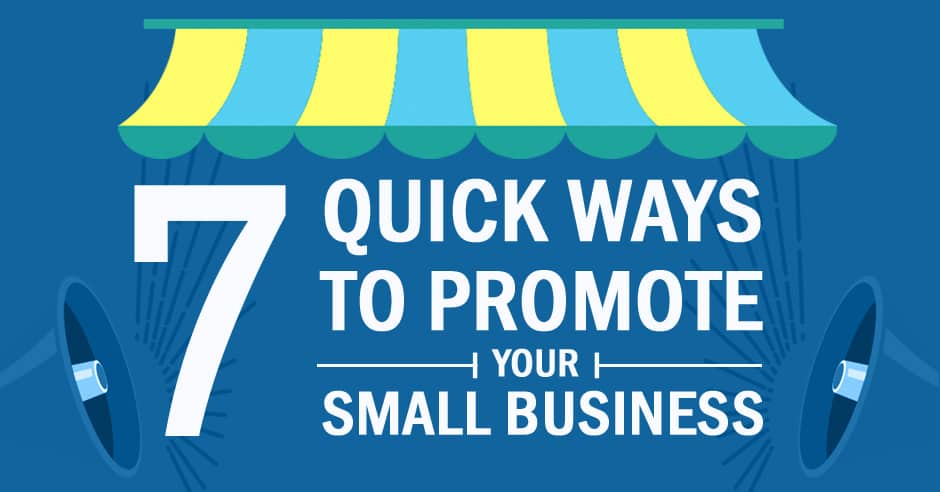 Promote Small Business