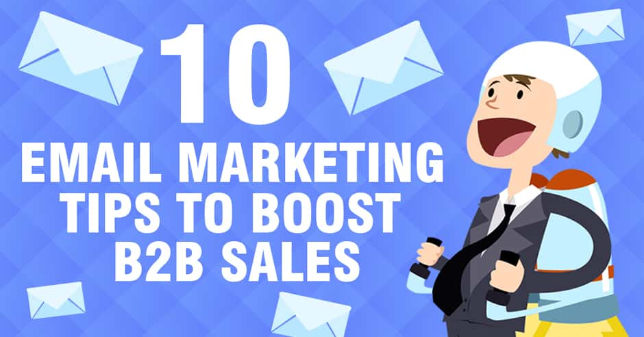 Email Marketing Tips to Boost Sales