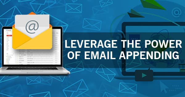 Power of Email Appending